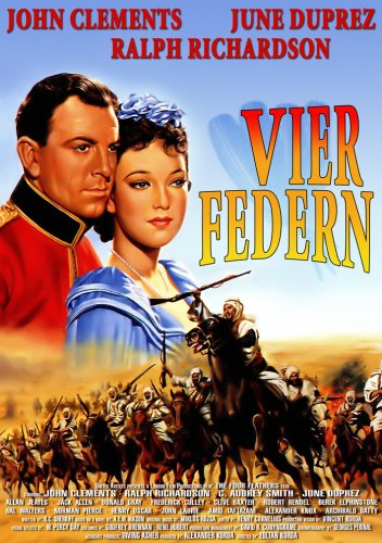 Die vier Federn (1939) -- via Amazon Partnerprogramm