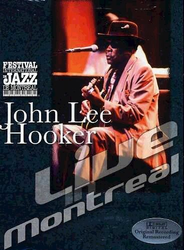 John Lee Hooker - Live in Montreal -- via Amazon Partnerprogramm