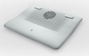 Logitech Cooling Pad N120 white, notebook cooler (939-000341)