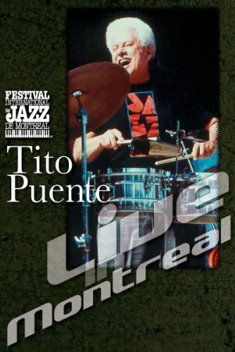 Tito Puente - Live in Montreal -- via Amazon Partnerprogramm