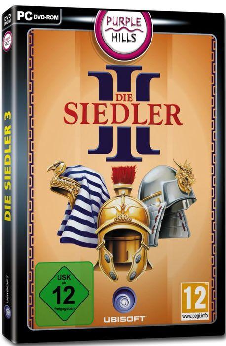 Die Siedler 3 (German) (PC)