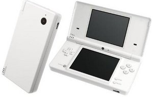 Nintendo DSi Basic unit, white (DS) (1870090)