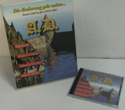 Anno 1602 (German) (PC) -- via Amazon Partnerprogramm