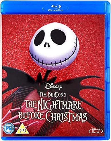 The Nightmare Before Christmas (Blu-ray) (UK) -- via Amazon Partnerprogramm