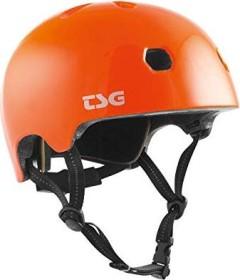 TSG Meta Helm solid color gloss orange (75039-35-234)
