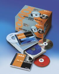 TEAC CD-W540E bulk