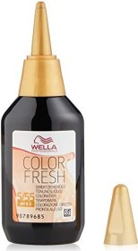 Wella Color Fresh Haartönung pH 6.5 Acid Line Vibrant Reds hellbraun mahagoni-intensiv 5/55, 75ml
