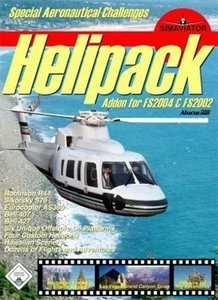 Flight Simulator 2004 - Helipack (Add-on) (niemiecki) (PC)