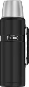 Thermos Stainless King Isolierflasche 1.2l matt schwarz (4003.232.120)