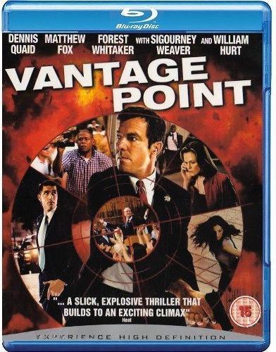 Vantage Point (Blu-ray) (UK) -- via Amazon Partnerprogramm
