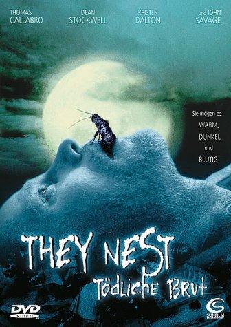 They Nest - Tödliche Brut -- via Amazon Partnerprogramm