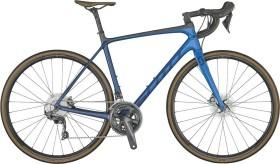 Scott Addict 10 marine blue Modell 2021 (280634)