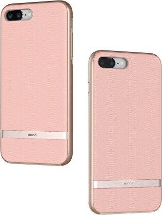 moshi vesta f r apple iphone 8 plus pink 99mo090304 ab. Black Bedroom Furniture Sets. Home Design Ideas