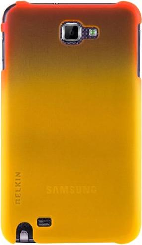 Belkin Shield Micra flavorless for Samsung Galaxy Note orange (F8M253CWC02) -- via Amazon Partnerprogramm