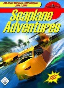 Flight Simulator 2004 - Sea Plane Adventures (Add-on) (niemiecki) (PC)