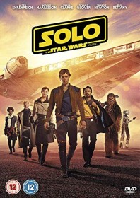 Solo: A Star Wars (DVD) (UK)