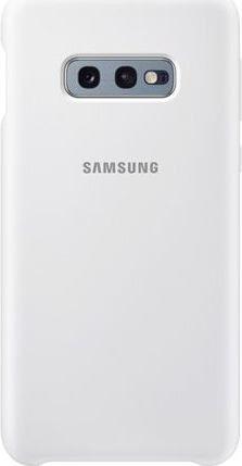 Samsung Silicone Cover für Galaxy S10e weiß (EF-PG970TWEGWW)