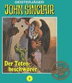 John Sinclair Tonstudio Braun - Folge 8 - Der Totenbeschwörer