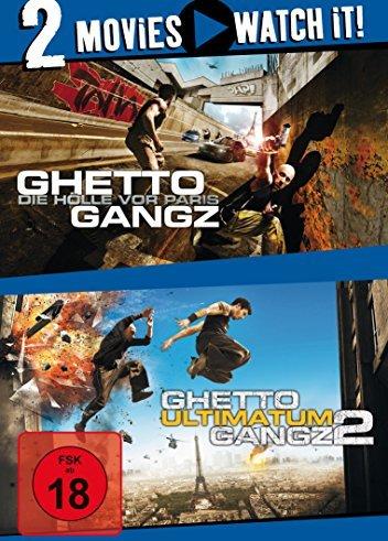 Ghetto Gangz - Die Hölle vor Paris -- via Amazon Partnerprogramm