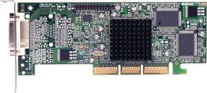 Matrox Millennium G450LP, 32MB DDR, DVI, TV-out, low profile (G45FMLDVA32DBF)