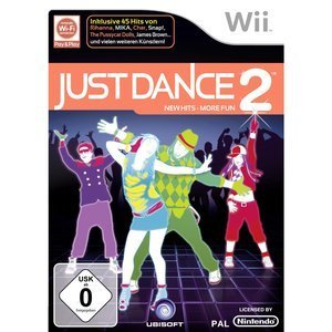 Just Dance 2 (German) (Wii)