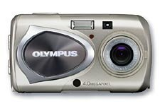 Olympus µ 410 digital (various bundles)
