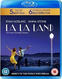 La La Land (Blu-ray) (UK)