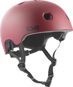 TSG Meta Helm solid color satin oxblood (75039-00-140)