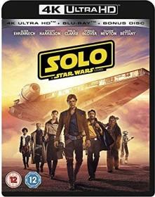 Solo: A Star Wars (4K Ultra HD) (UK)