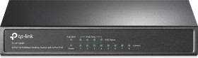 TP-Link TL-SF1000 Desktop Switch, 8x RJ-45, PoE (TL-SF1008P)