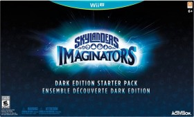 Skylanders: Imaginators - Starter Pack - Dark Edition (WiiU)
