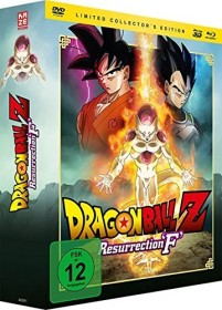 Dragonball Z - Resurrection 'F' (3D) (Blu-ray)