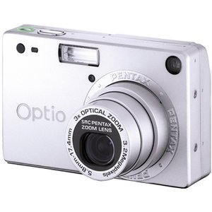 Pentax Optio S (various bundles)