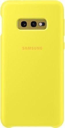 Samsung Silicone Cover für Galaxy S10e gelb (EF-PG970TYEGWW)