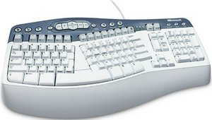Microsoft OEM Natural MultiMedia keyboard, PS/2