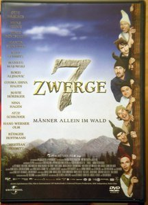 7 Zwerge - men alone in the Wald -- provided by bepixelung.org - see http://bepixelung.org/6391 for copyright and usage information