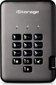 """iStorage diskAshur Pro SSD 128GB, 2.5"""", USB-A 3.0 (IS-DAP2-256-SSD-128-C-G)"""