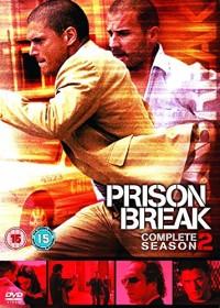 Prison Break Season 2 (DVD) (UK)