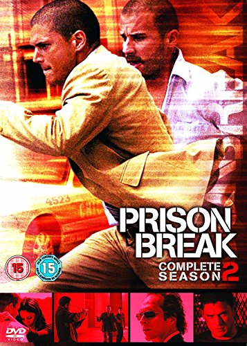 Prison Break Season  2 (UK) -- via Amazon Partnerprogramm