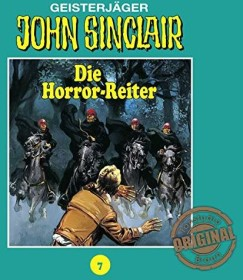 John Sinclair Tonstudio Braun - Folge 7 - Die Horror-Reiter