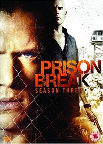 Prison Break Season 3 (UK) -- via Amazon Partnerprogramm