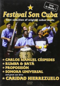 Festival Son Cuba - Live in Berlin (DVD)