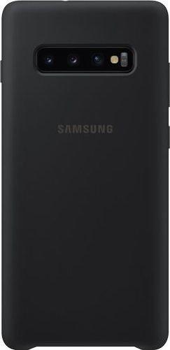 Samsung Silicone Cover für Galaxy S10+ schwarz (EF-PG975TBEGWW)