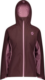 Scott Ultimate GTX Skijacke red fudge/cassis pink (Damen) (277715-6654)
