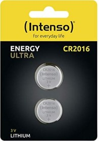 Intenso Energy Ultra CR2016, 2-pack (7502412)