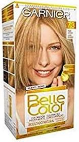 Garnier Belle colour hair colour 7 medium blonde