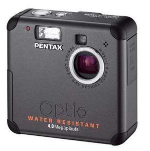 Pentax Optio 43WR (18197)
