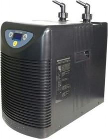 Hailea HC Series 100A Aquarienkühler schwarz, Durchlaufkühler mit Kompressor, 50-220l (HC-100A)