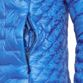 Patagonia Micro Puff Hoody Jacket lapiz blue (ladies) (84040-LABL)