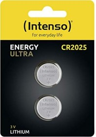 Intenso Energy Ultra CR2025, 2-pack (7502422)